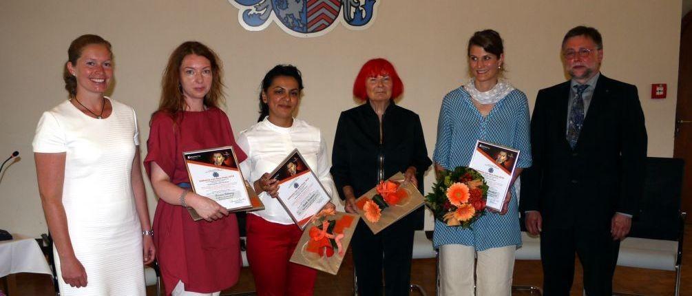 SAIDA-Vorstandsmitglied, Simone Schwarz, erhält diesjährigen Katharina-von-Bora-Preis