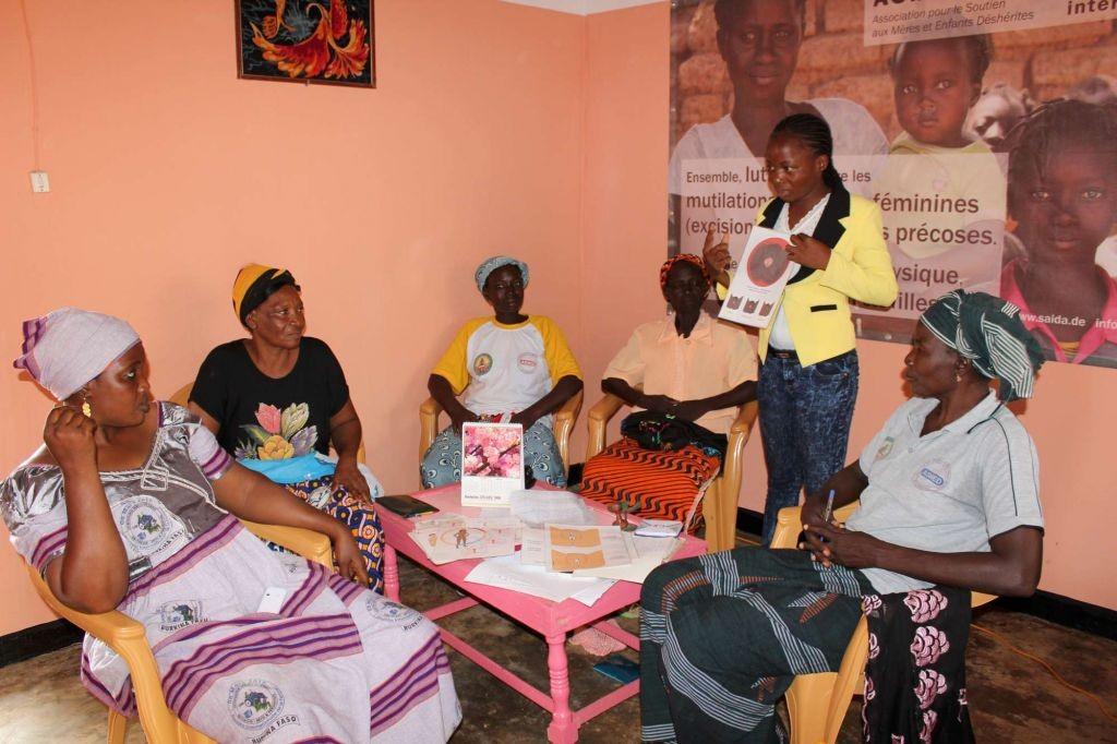 Internationaler Tag Null Toleranz für Genitalverstümmelung