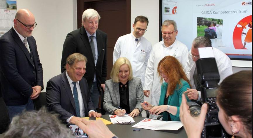 SAIDA Kompetenzzentrum gegründet - Hilfe bei Genitalverstümmelung in Mitteldeutschland