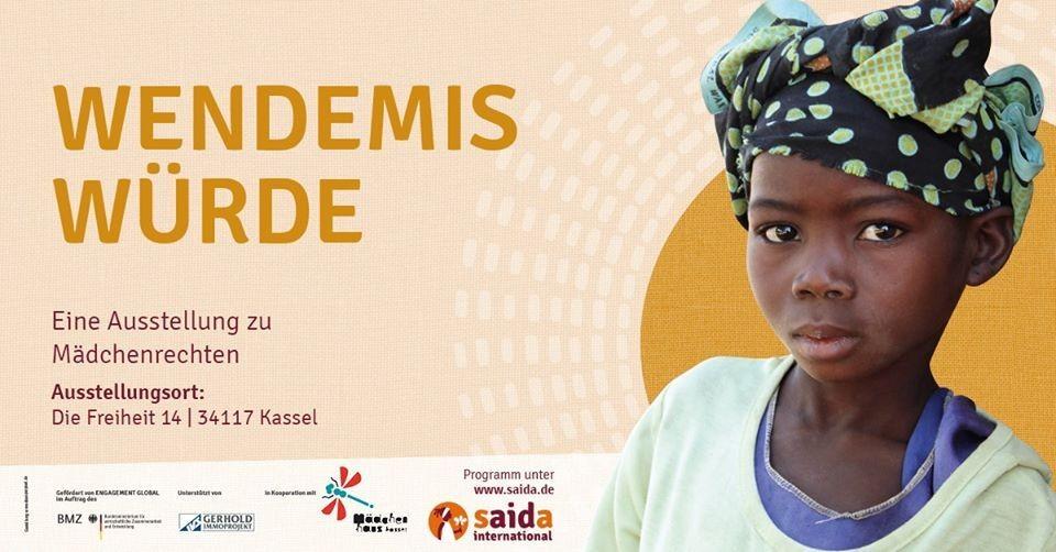 Ausstellungseröffnung zum Internationaler Tag gegen Genitalverstümmelung