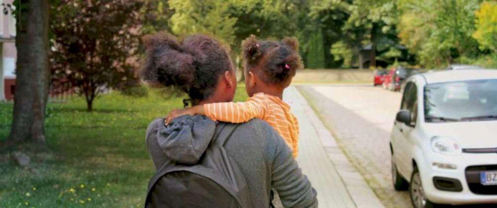 Mariam und ihre Tochter