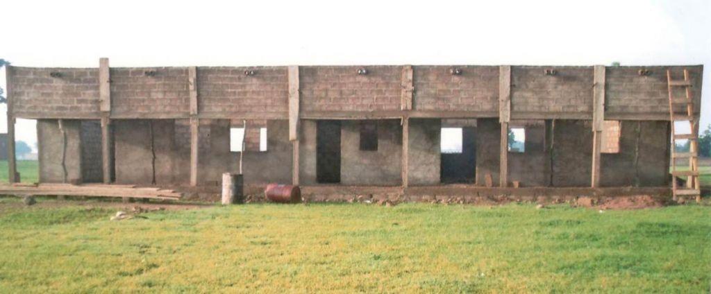 Unbeeindruckt vom Militärputsch ist der Schulbau in Gomboro vorangeschritten