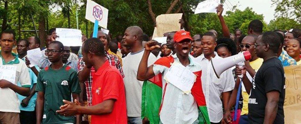 Putsch in Burkina Faso vor Präsidentschaftswahl